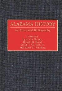 bokomslag Alabama History