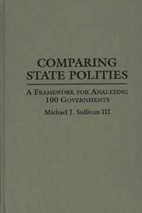 bokomslag Comparing State Polities