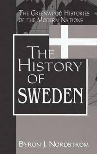 bokomslag The History of Sweden