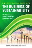 bokomslag The Business of Sustainability [3 volumes]