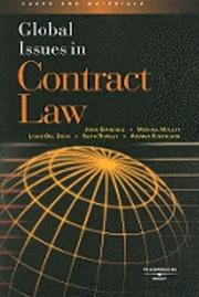 bokomslag Global Issues in Contract Law Spanogle Malloy Del Duca et al