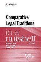 bokomslag Comparative Legal Traditions in a Nutshell