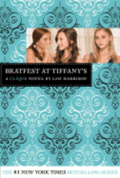 bokomslag The Clique #9: Bratfest at Tiffany's