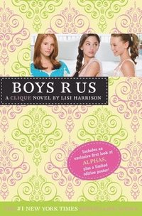 bokomslag Clique #11: Boys R Us