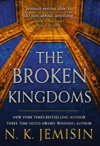 bokomslag The Broken Kingdoms