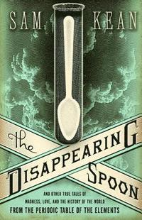 bokomslag The Disappearing Spoon