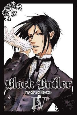 bokomslag Black butler, vol. 4