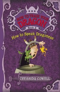 bokomslag How to Train Your Dragon: How to Speak Dragonese