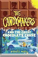 bokomslag Candymakers And The Great Chocolate Chase