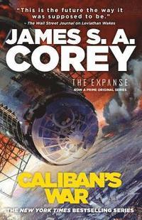 bokomslag Caliban's War
