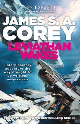bokomslag Leviathan Wakes