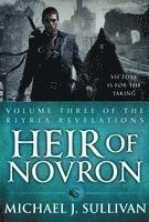 bokomslag Heir of Novron