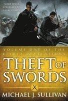 bokomslag Theft of Swords