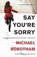 bokomslag Say You're Sorry