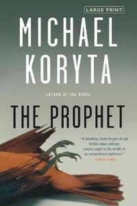 bokomslag The Prophet (Large type / large print)