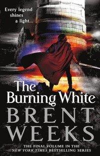 bokomslag Burning White