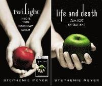 bokomslag Twilight Tenth Anniversary/Life and Death Dual Edition