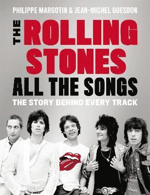 bokomslag The Rolling Stones All The Songs