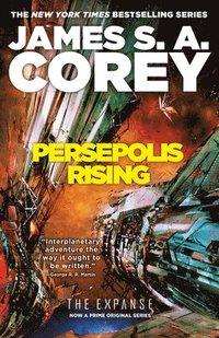 bokomslag Persepolis Rising