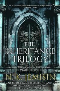 bokomslag Inheritance Trilogy
