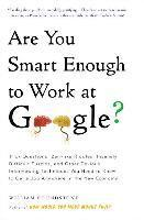 bokomslag Are You Smart Enough To Work At Google?