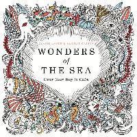 bokomslag Wonders of the Sea: Color Your Way to Calm