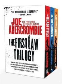 bokomslag First Law Trilogy