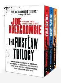 bokomslag The First Law Trilogy