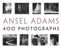 bokomslag Ansel adams 400 photographs