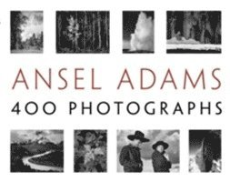 bokomslag Ansel adams 400 photographs