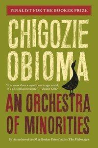 bokomslag Orchestra Of Minorities