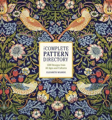 bokomslag The Complete Pattern Directory: 1500 Designs from All Ages and Cultures