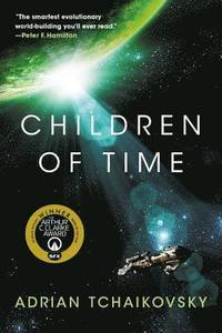 bokomslag Children Of Time