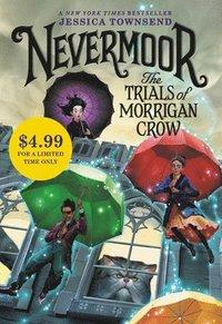 bokomslag Nevermoor: The Trials of Morrigan Crow (Special Edition)