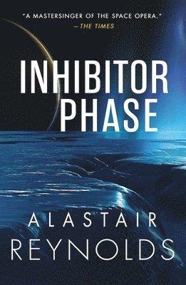 bokomslag Inhibitor Phase