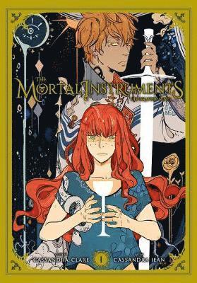 bokomslag The Mortal Instruments: The Graphic Novel, Vol. 1