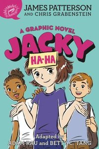 bokomslag Jacky Ha-Ha: A Graphic Novel