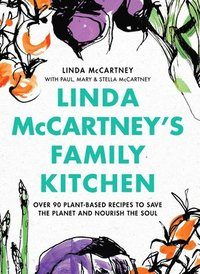 bokomslag Linda Mccartney's Family Kitchen