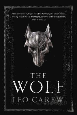 bokomslag TheWolf