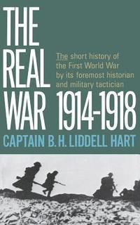 bokomslag Real War 1914-1918