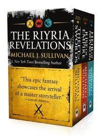 bokomslag The Riyria Revelations: Theft of Swords, Rise of Empire, Heir of Novron