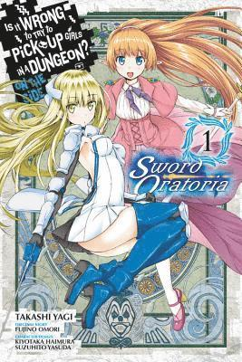bokomslag Is it wrong to try to pick up girls in a dungeon? sword oratoria, vol. 1 (m