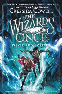 bokomslag Wizards Of Once: Never And Forever