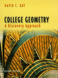 bokomslag College Geometry: A Discovery Approach