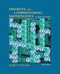 bokomslag Discrete and Combinatorial Mathematics
