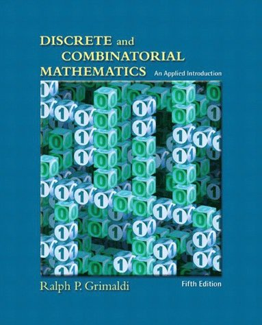 bokomslag Discrete and Combinatorial Mathematics