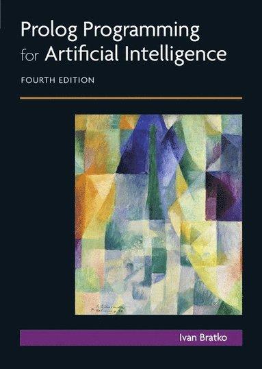 bokomslag Prolog Programming for Artificial Intelligence 4th Edition