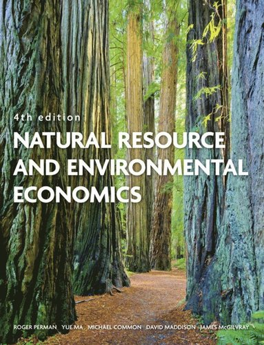 bokomslag Natural Resource and Environmental Economics