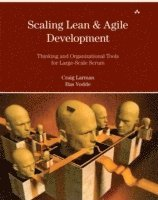 bokomslag Scaling Lean & Agile Development: Thinking and Organizational Tools for Large-Scale Scrum