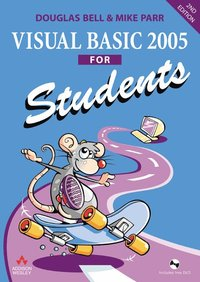 bokomslag Visual basic 2005 for students